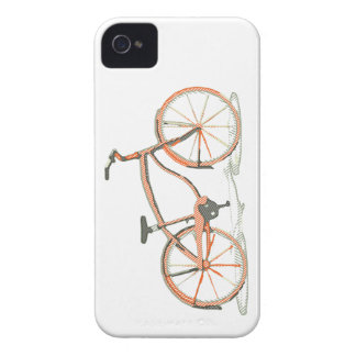 Cute bicycle Case-Mate iPhone 4 cases