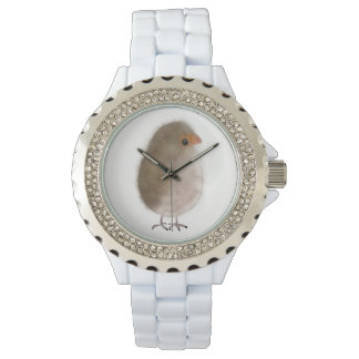 Cute bird bride wach by Gemma Orte Watch