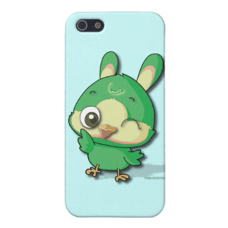 Cute Bird Funny Cartoon Character iPhone Case iPhone 5/5S Case