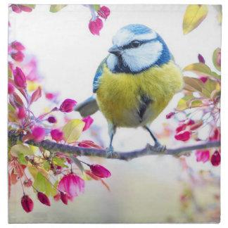 Cute Bird Napkin