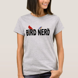 Cute Bird Nerd T-Shirt