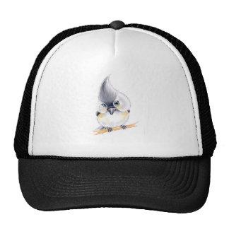 Cute birdie cap