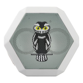 Cute Black and White Owl