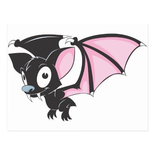 Cute Black Bat Vampire Cartoon Shirt | Zazzle
