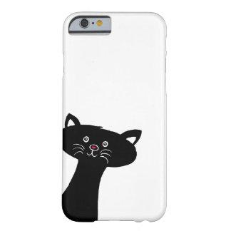 Cute Black Cat Phone Case