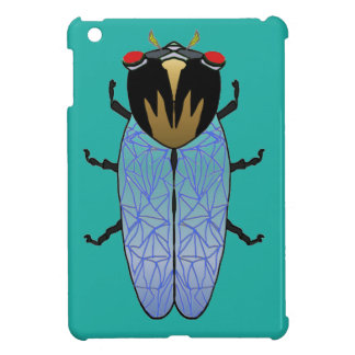 Cute Black Cicada Cover For The iPad Mini