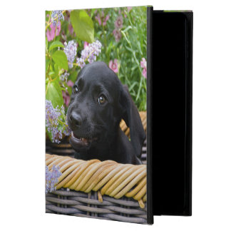 Cute Black Labrador Retriever Dog Puppy Photo -- Powis iPad Air 2 Case