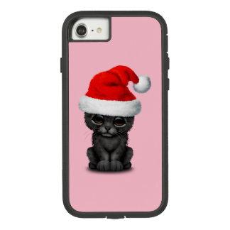 Cute Black Panther Cub Wearing a Santa Hat Case-Mate Tough Extreme iPhone 8/7 Case