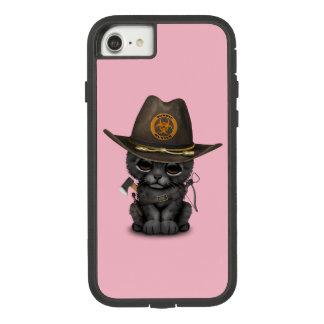 Cute Black Panther Cub Zombie Hunter Case-Mate Tough Extreme iPhone 8/7 Case