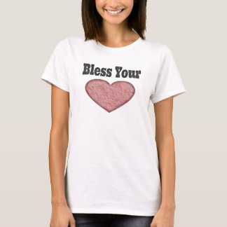 Cute Bless Your Heart Southern Girl Saying T-Shirt