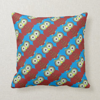 Cute Owl Cushions - Cute Owl Scatter Cushions Zazzle.com.au
