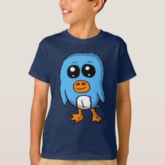 Cute Blue Penguin T-Shirt