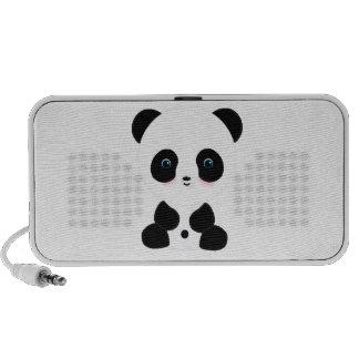 Cute Blushing Panda Bear Speaker