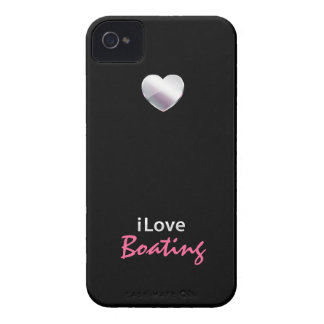 Cute Boating Case-Mate iPhone 4 Cases
