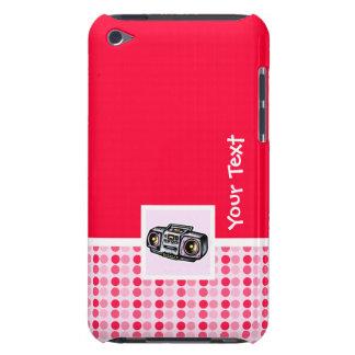 Cute Boombox iPod Case-Mate Cases