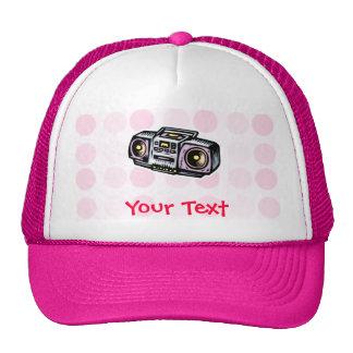 Cute Boombox Hat