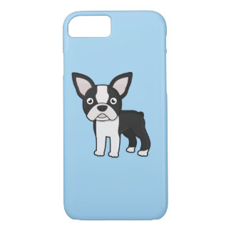 Cute Boston Terrier iPhone 7 Case