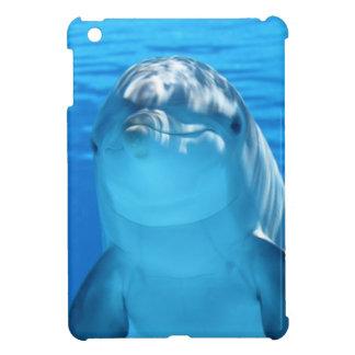 Cute Bottlenose Dolphin underwater iPad Mini Case