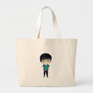 Cute Boy (Universe) Tote Bag