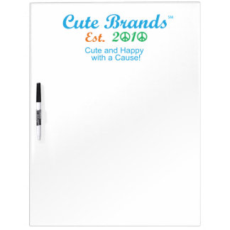 Cute Brands Dry Erase Board