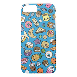 Cute Breakfast Food iPhone 7 case