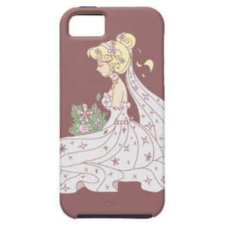Cute Bride iPhone 5 Cover