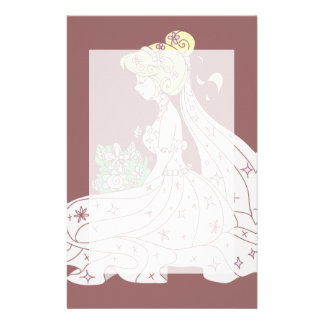 Cute Bride Stationery