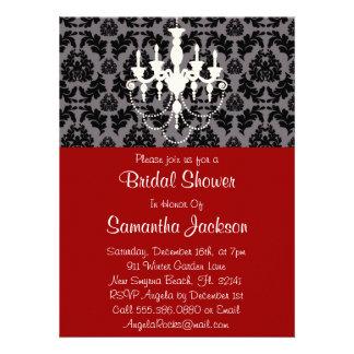 Cute Bride-to-be Bridal Shower Invite