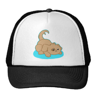 Cute Brown Mix Hats