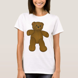 Cute brown teddy bear T-Shirt