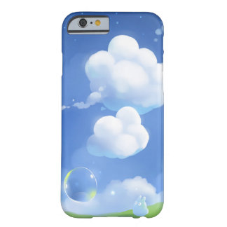Cute Bubble Cloudy Iphone 6/6s Slim Case