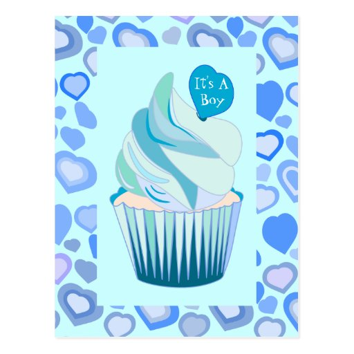 cute budget baby shower invitation post card