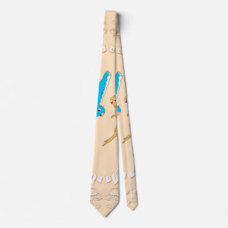 Cute budgies tie