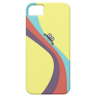 Cute Bug Bites Candy Colorful Stripes iPhone 5 Cases