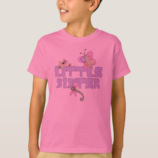 Cute Bugs Little Sister T-shirts