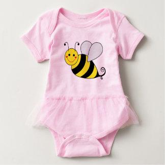 Cute Bumble Bee Baby Bodysuit