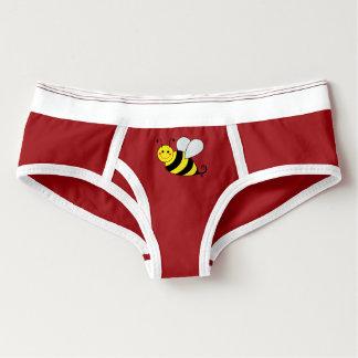 Cute Bumble Bee Briefs