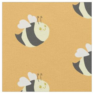 Cute Bumble Bee Fabric