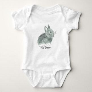 Cute Bunny Baby Bodysuit