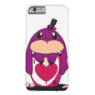 Cute Bunny Barely There iPhone 6 Case