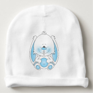 Cute Bunny Cartoon Baby Beanie