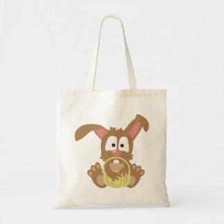 Cute Bunny Easter Tote Bag!