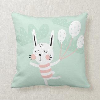 Cute bunny pillow