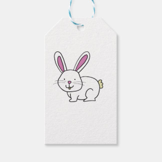 CUTE BUNNY RABBIT GIFT TAGS