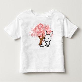 Cute Bunny Rabbits Toddler's T-Shirt