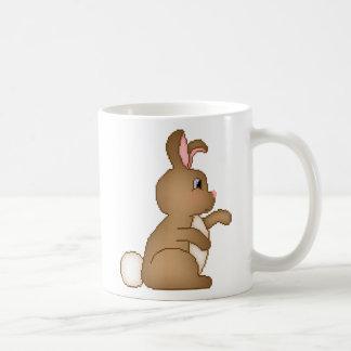 Cute Bunny Wonderful Day Mug