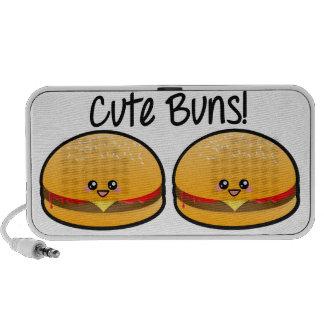 Cute Buns Speakers