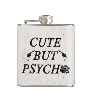 Cute but psycho flasks