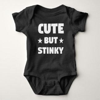 Cute But Stinky Baby Bodysuit