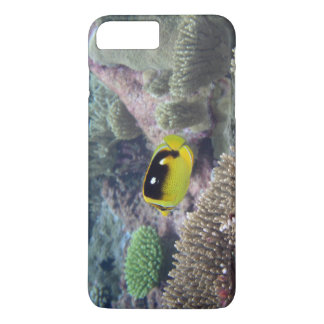Cute Butterfly Fish iPhone 7 Plus Case